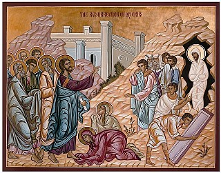 The Rising of Lazarus