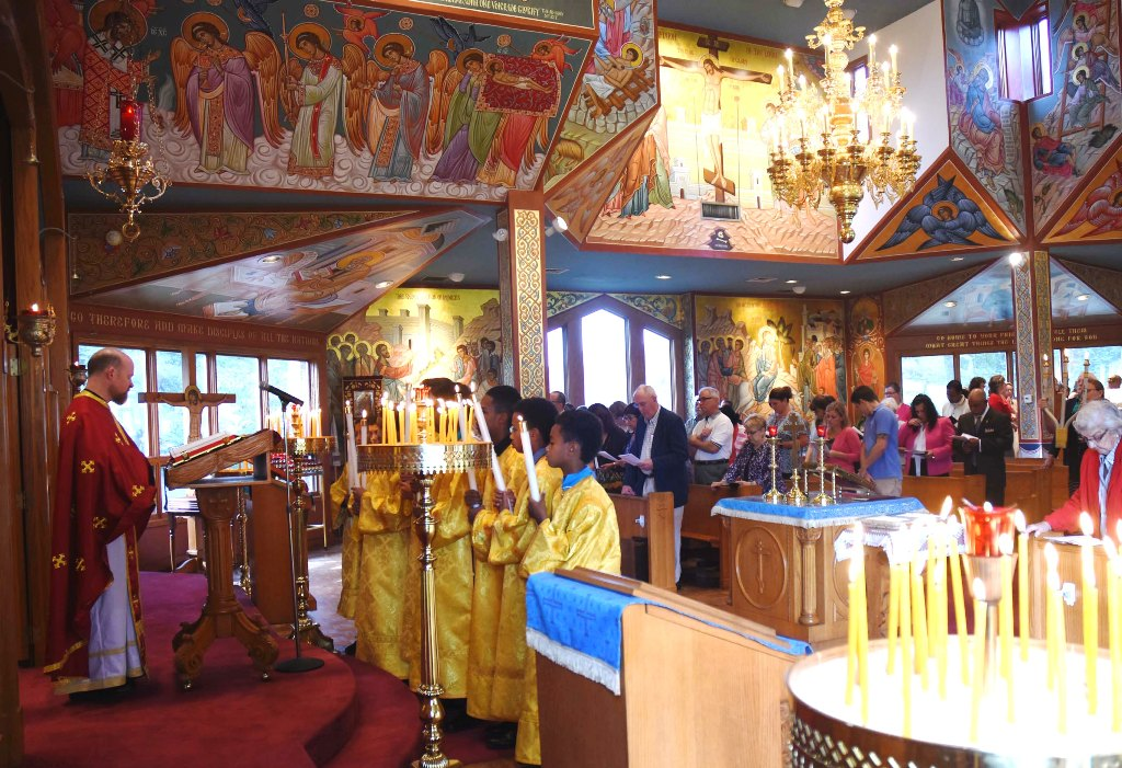 ethiopian orthodox matins